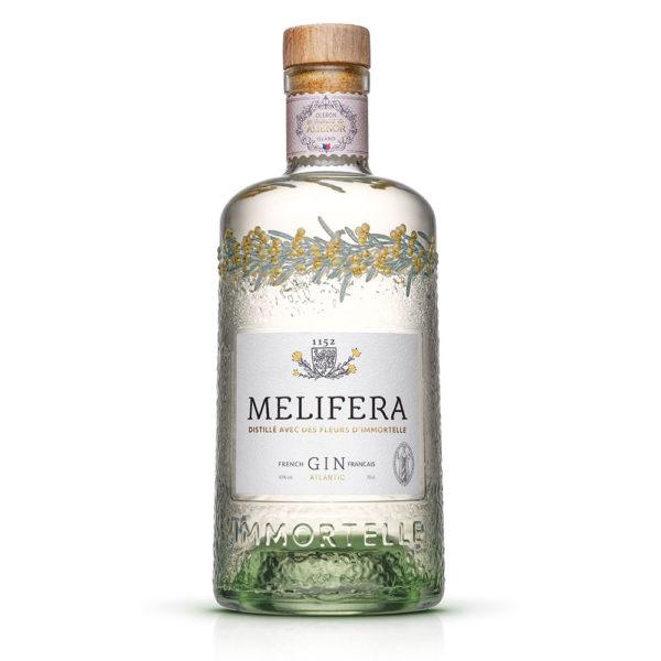 Melifera-gin-artisanal-francais-bio-bouteille