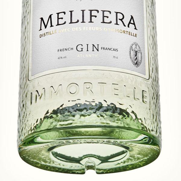 Melifera-gin-artisanal-francais-bio-fond-bouteille