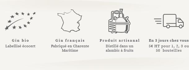 Melifera-gin-bio-artisanal-francais-certifications-et-transport