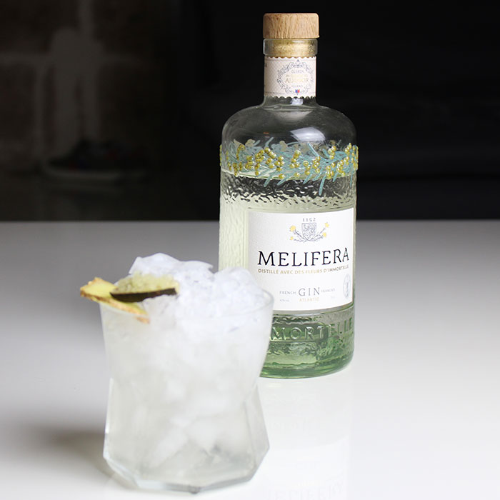 Melifera-gin-francais-bio-cocktail-London-Mule