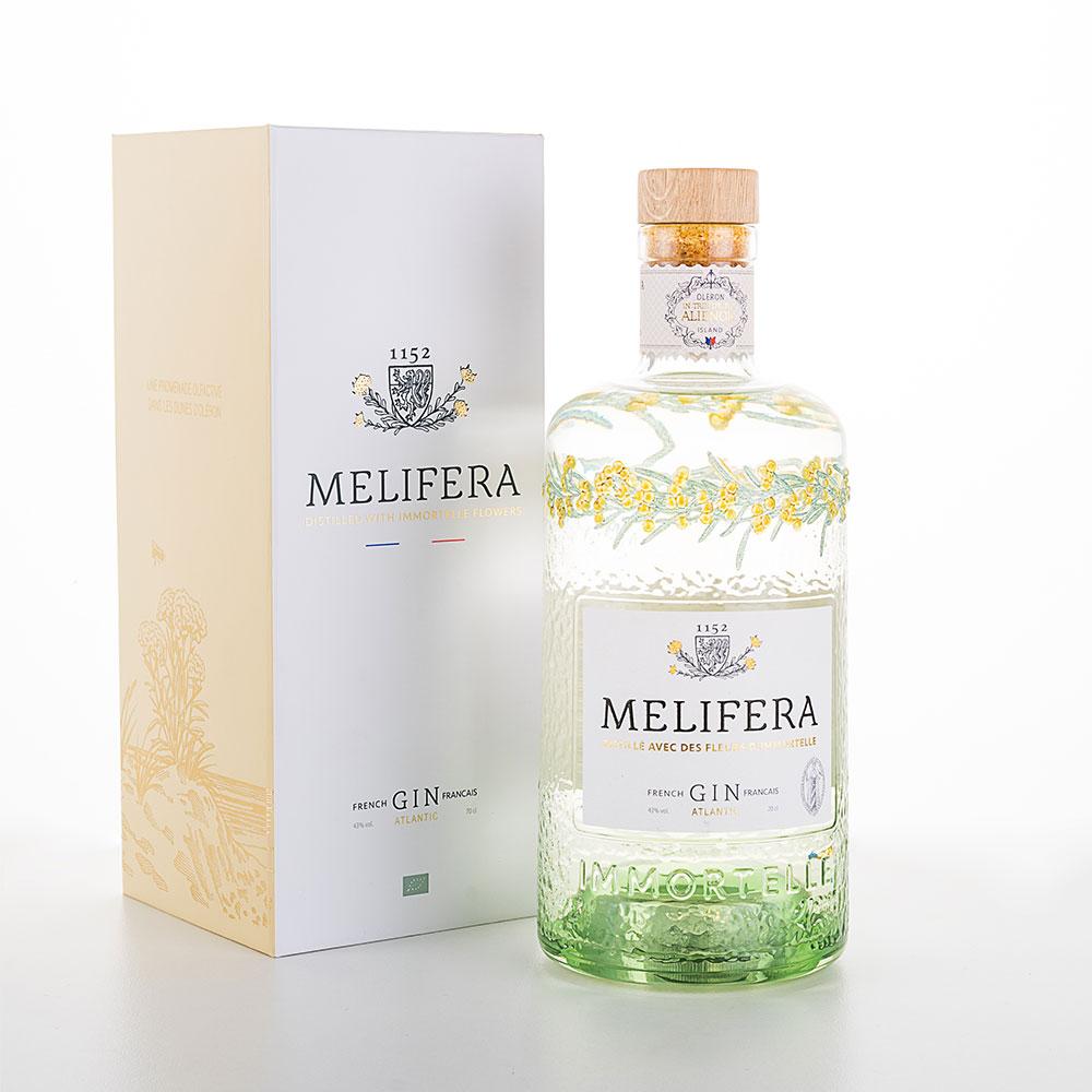 Melifera-gin-artisanal-francais-bio-coffret-cadeau